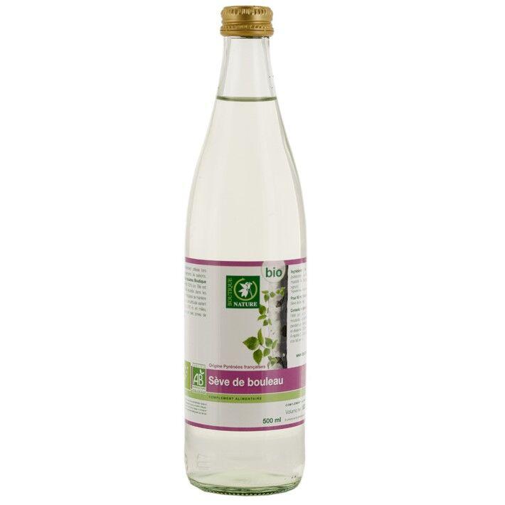 Sève de bouleau Bio - flacon 500 ml