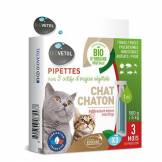 Pipettes insectifuges * 3 - Chat et Chaton