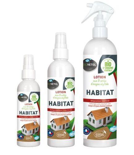 Lotion Habitat - Antiparasitaire...