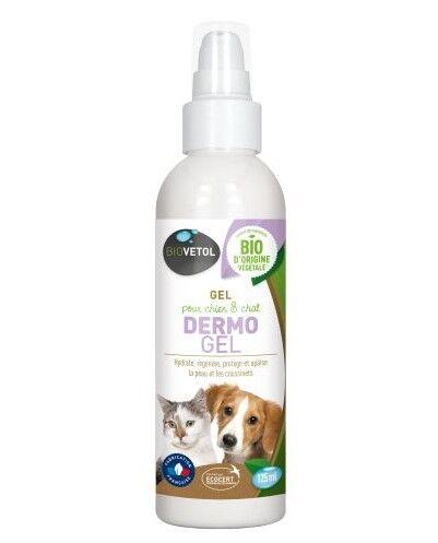 Dermo'Gel Bio - Chien et Chat - 125 ml