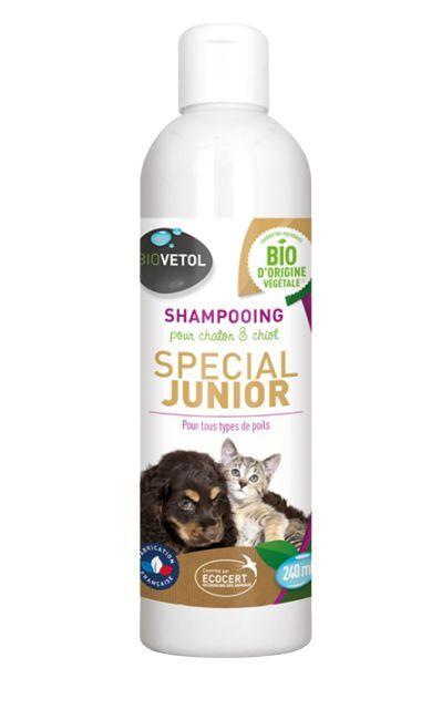 Shampoing Spécial Junior Bio - 240 ml