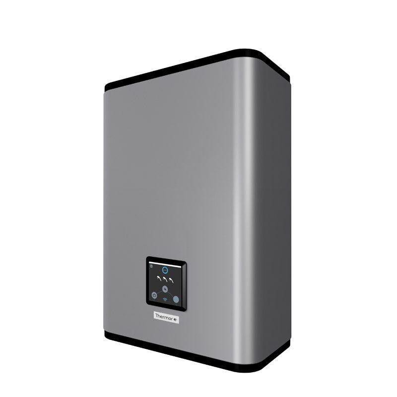 Thermor Chauffe-eau Malicio 2 connecté - Gris 40L