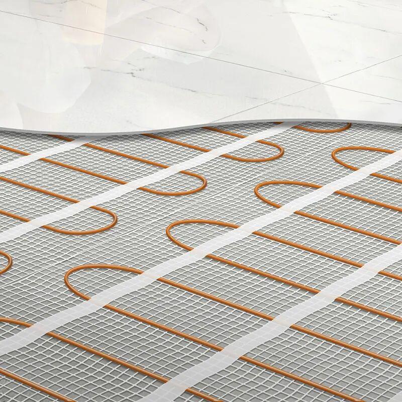 Thermor Plancher chauffant électrique Mozaïk câble 100W/m2 - 2m2