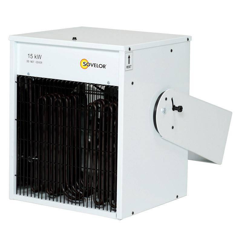 Sovelor Chauffage air pulsé série 15 Sovelor TR15C