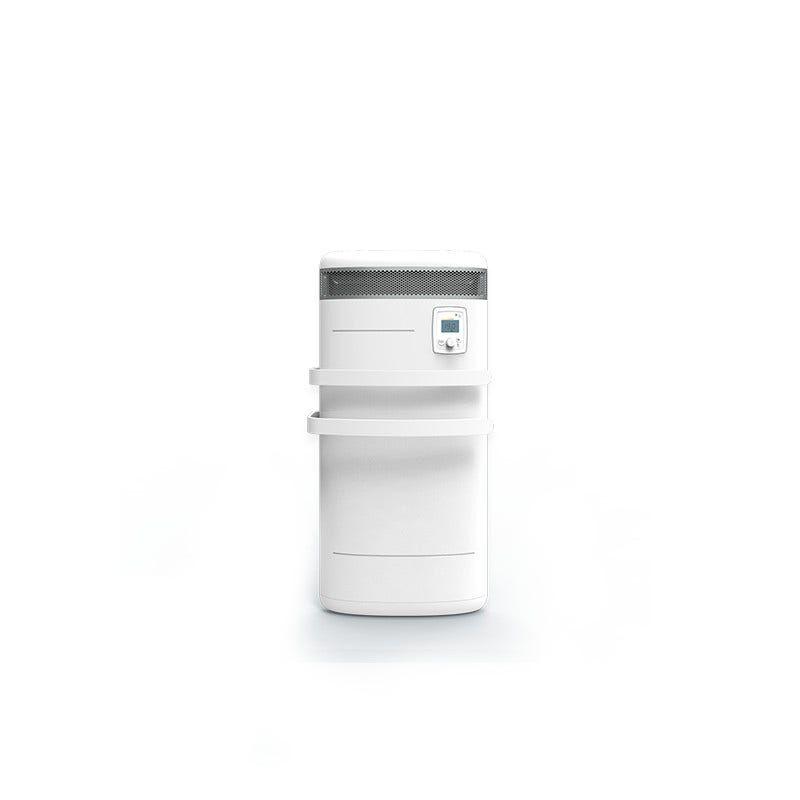 Noirot Sèche-serviettes CC-bain D avec soufflerie - Blanc 1400W