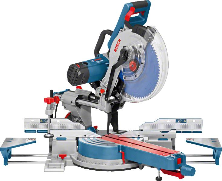 Bosch Scie à onglets radiale GCM 12 SDE