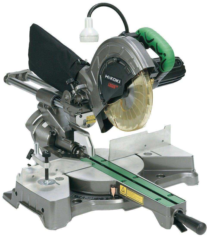 Hikoki Scie radiale à coupe d'onglet Ø 216 mm - 1050 W - 65 mm