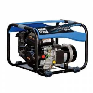 Sdmo Groupe électrogène monophasé essence Perform 6.5 kW - Publicité