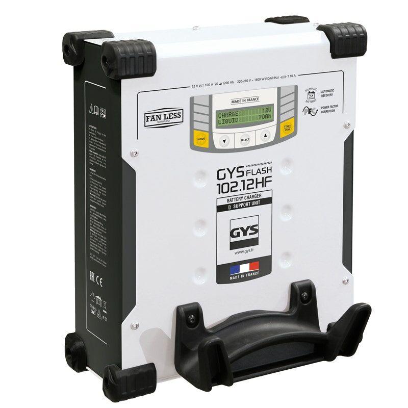 Gys Chargeur de batterie Gysflash 102.12 HF