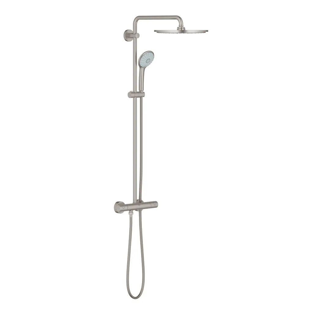 Grohe Euphoria System 310 Colonne de douche avec thermostatique pour montage mural