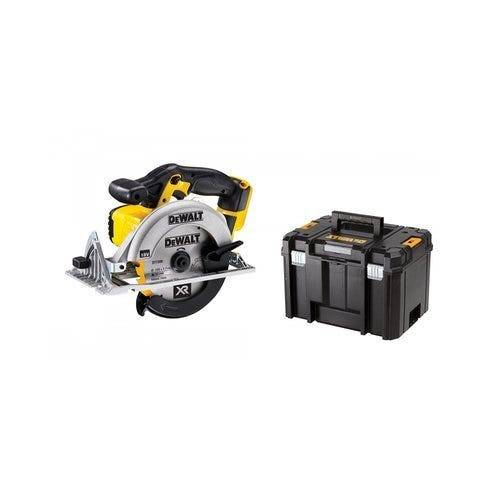 Dewalt 18V XR Scie circulaire en coffret Tstak (sans accu/chargeur)