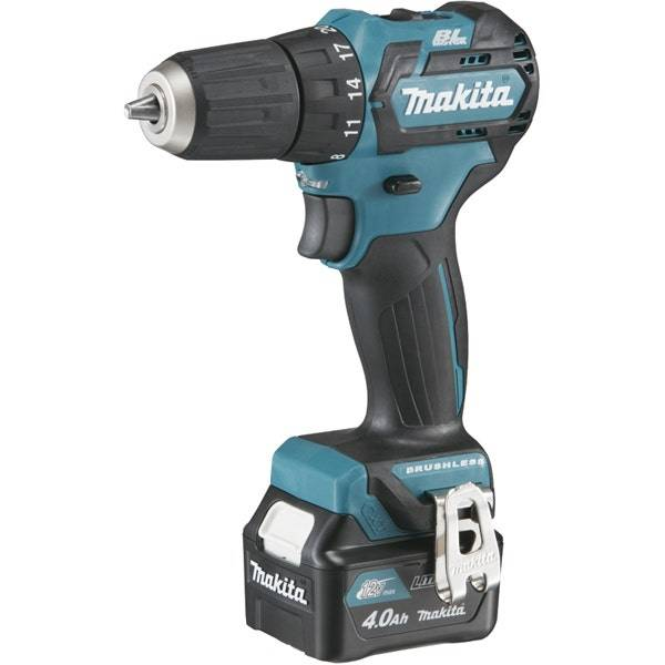 Makita Perceuse visseuse 12 V CXT Li-Ion 4 Ah Ø 10 mm Makita DF332DSMJ