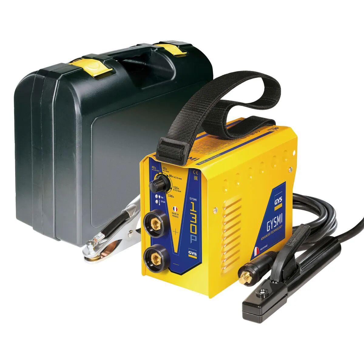 Gys Poste à souder Gysmi 130P avec valise et accessoires
