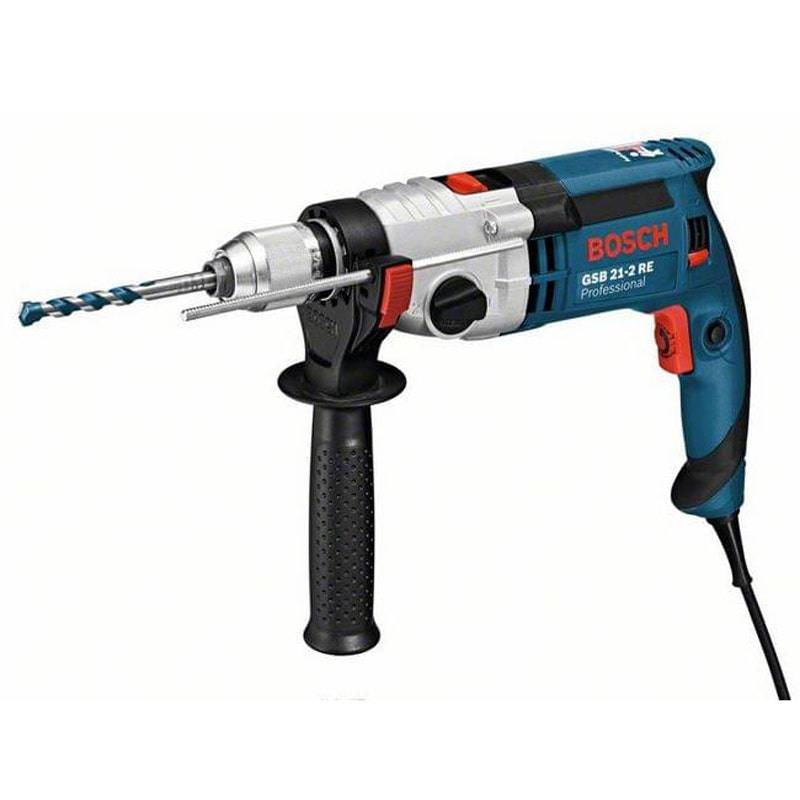 Bosch Perceuse à percussion GSB 21-2 RE L-Boxx Bosch 060119C503