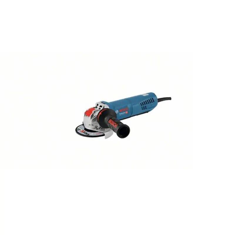 Bosch Meuleuse angulaire filaire GWX 15-125 PS + capot de protection + poignée supplémentaire