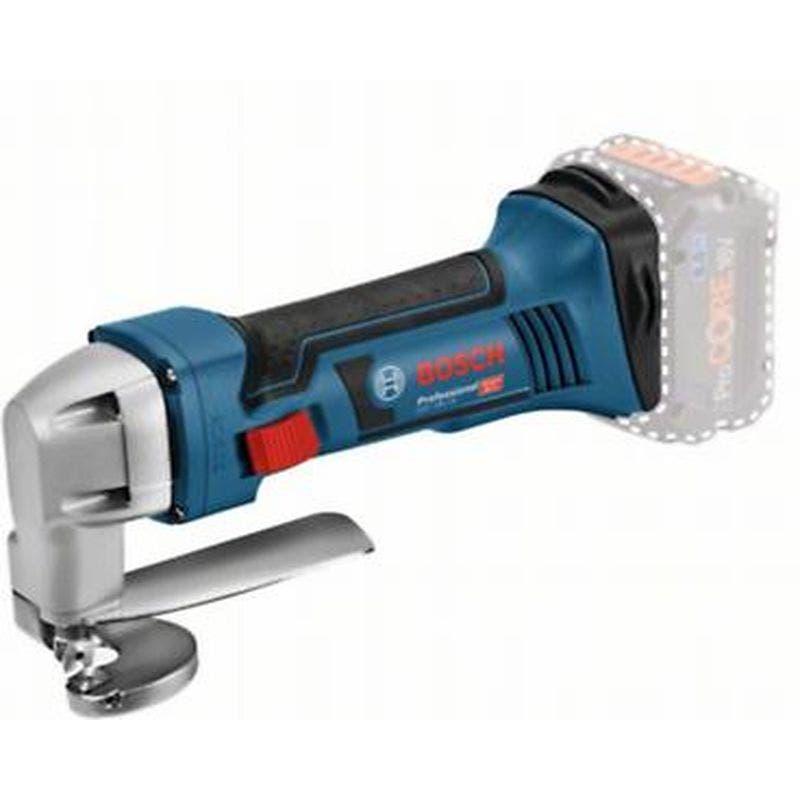 Bosch Cisaille à tôle sans-fil GSC 18V-16 (sans batterie ni chargeur)