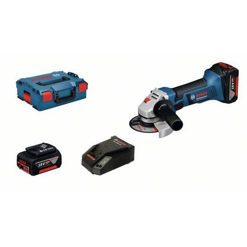 Bosch Meuleuse angulaire sans fil GWS 18-125 V-Li