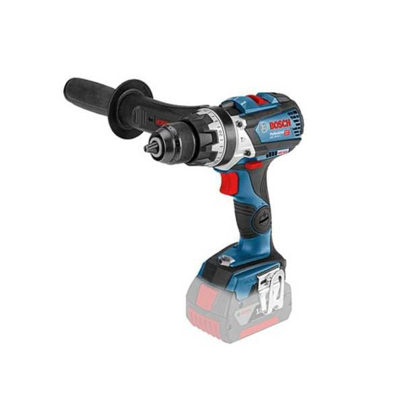 Bosch Perceuse-visseuse à percussion sans fil GSB 18V-85 C Connectable Solo