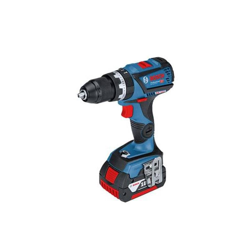 Bosch Perceuse-visseuse à percussion sans fil GSB 18V-60 C