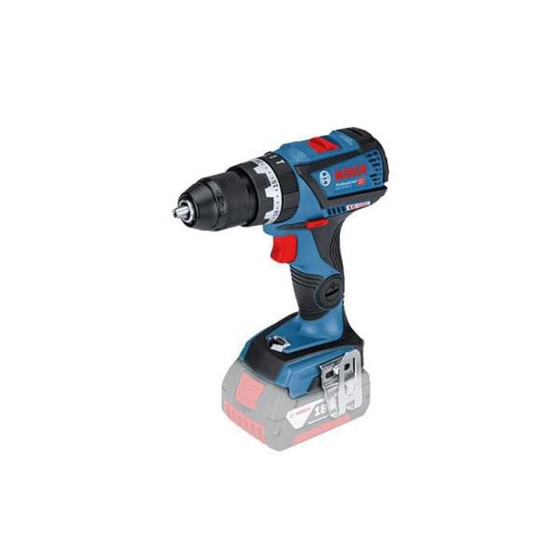 Bosch Perceuse-visseuse à percussion sans fil GSB 18V-60 C Solo