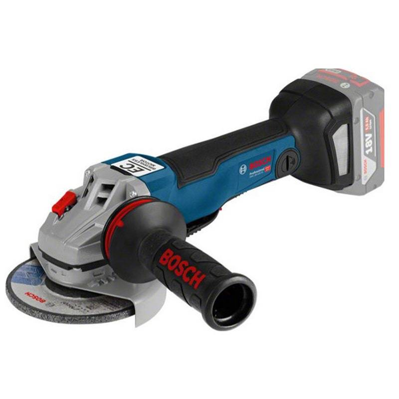 Bosch Meuleuse angulaire GWS 18v-125 SC Connectable Solo
