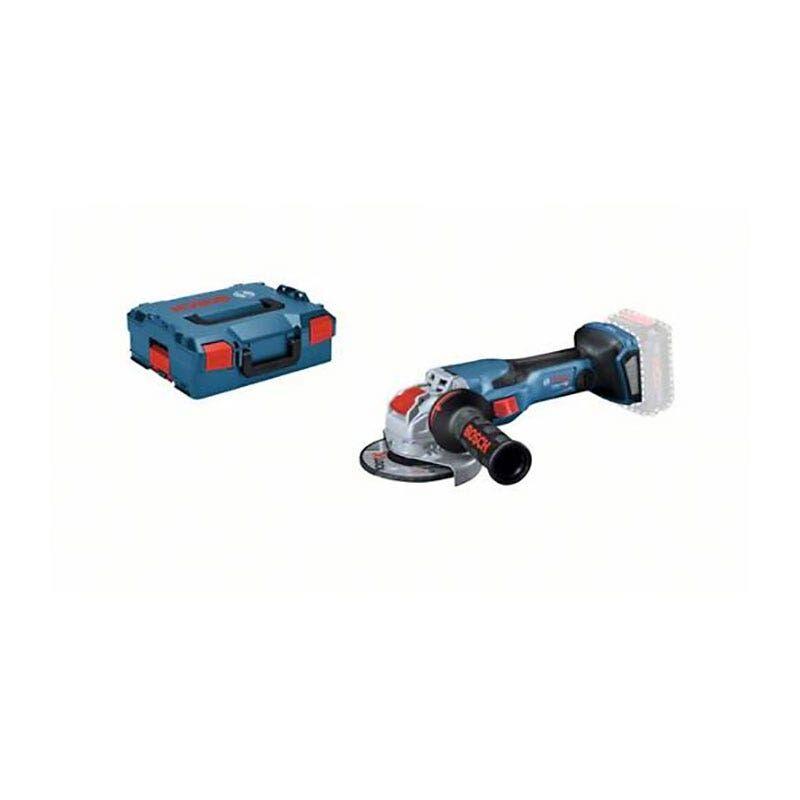 Bosch Meuleuse angulaire sans fil GWX 18V-15 C (sans batterie ni chargeur) + L-Boxx