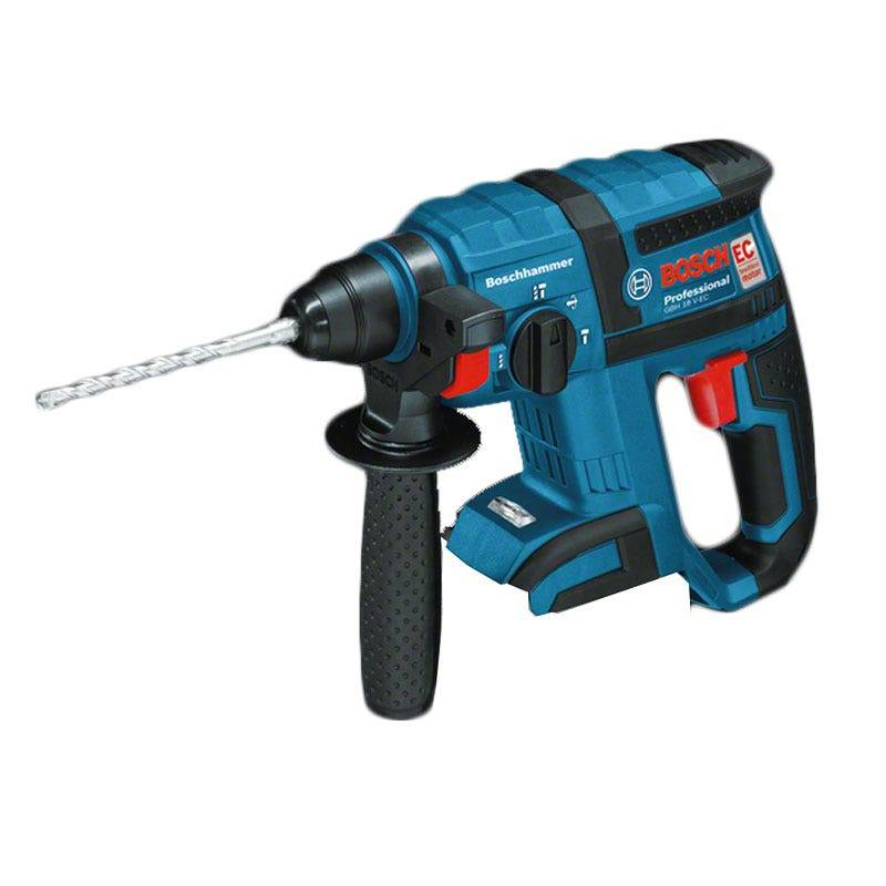 Bosch Perforateur sans fil SDS-plus GBH 18 V-Ec solo