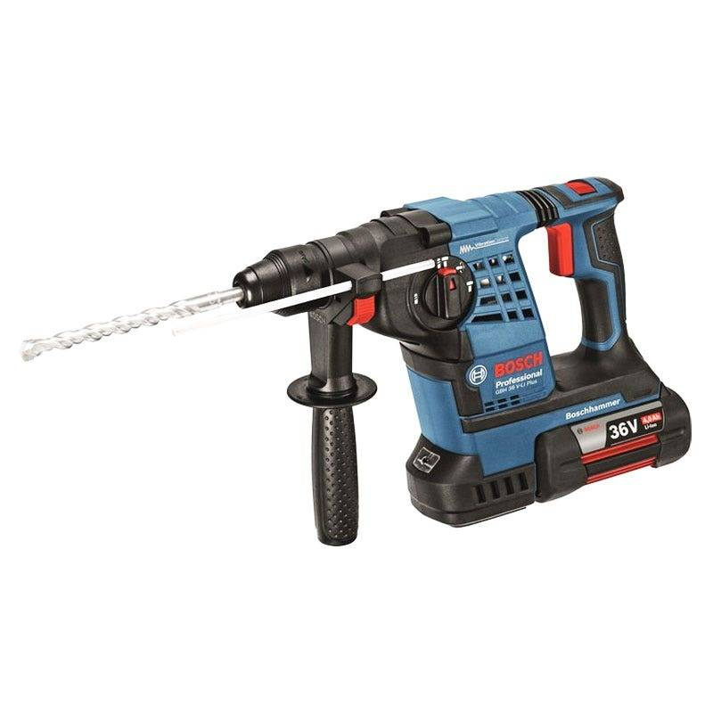 Bosch Perforateur sans fil SDS-plus GBH 36 V-Li Plus