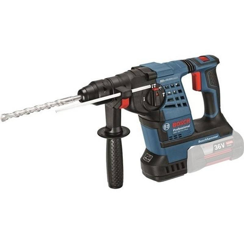 Bosch Perforateur sans fil SDS-Plus GBH 36 Vf-Li Plus Solo
