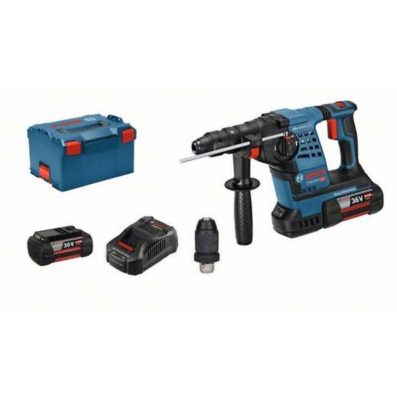 Bosch Perforateur sans-fil SDS plus GBH 36 Vf-Li Plus + 3ème batterie
