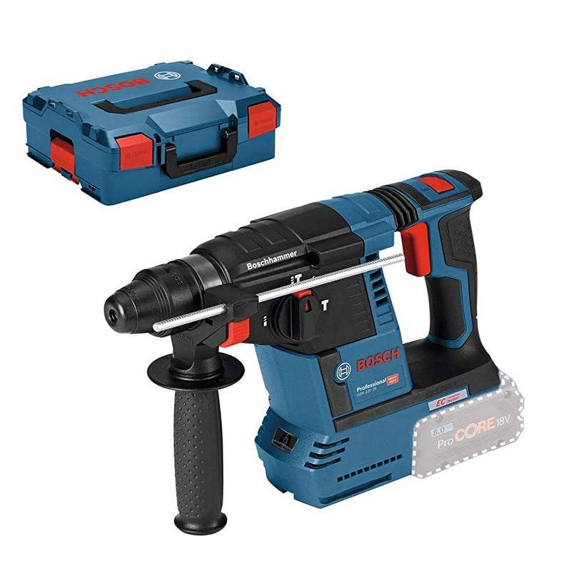 Bosch Perforateur sans fil SDS-plus GBH 18V-26 solo
