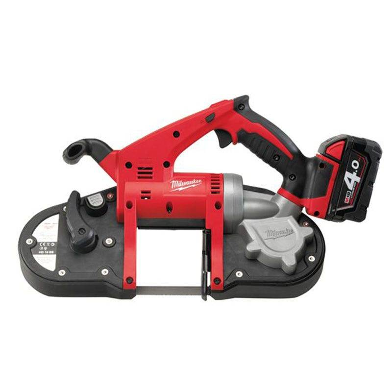 Milwaukee Scie à ruban HD18 BS-0 Milwaukee 4933419122