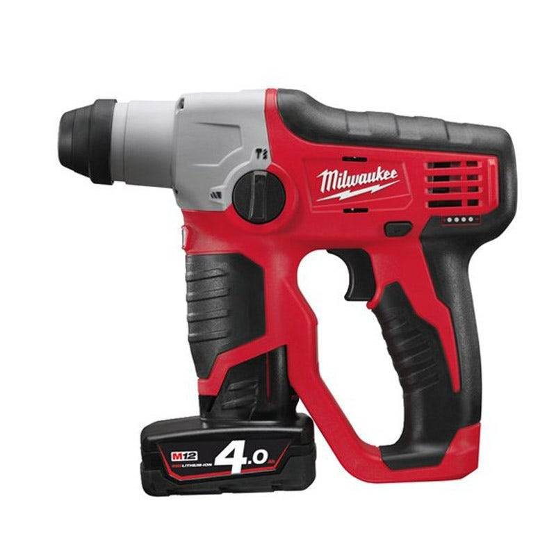 Milwaukee Perforateur Sds+ M12 H-402C - 12V 4Ah