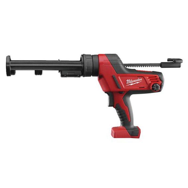 milwaukee pistolet à colle 310ml c18 pcg/310c-0b