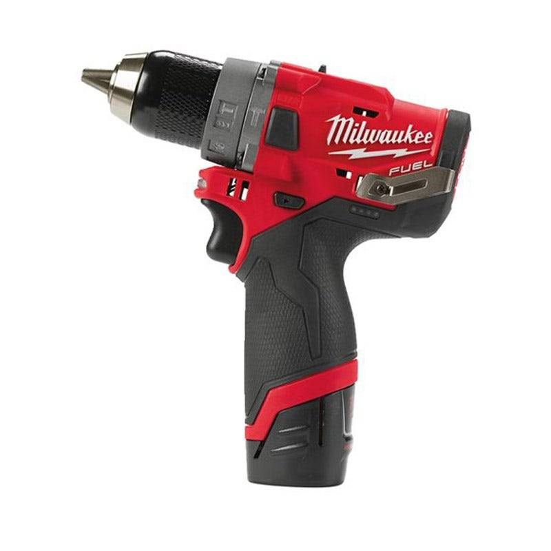Milwaukee Perceuse-percussion Fuel 13mm M12Fpd-202X