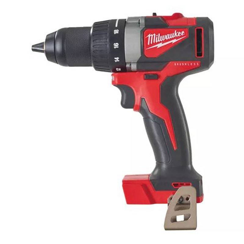 Milwaukee Perceuse-visseuse 18 V Brushless M18 Bldd2-0X