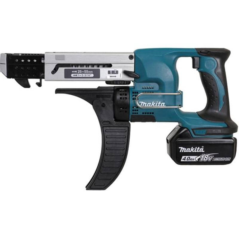 Makita Visseuse automatique 18 V Li-Ion 4 Ah