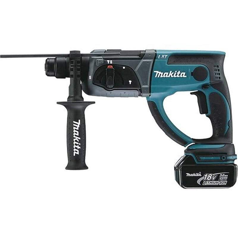 Makita Perforateur-burineur SDS-Plus 18 V Li-Ion 3 Ah 20 mm