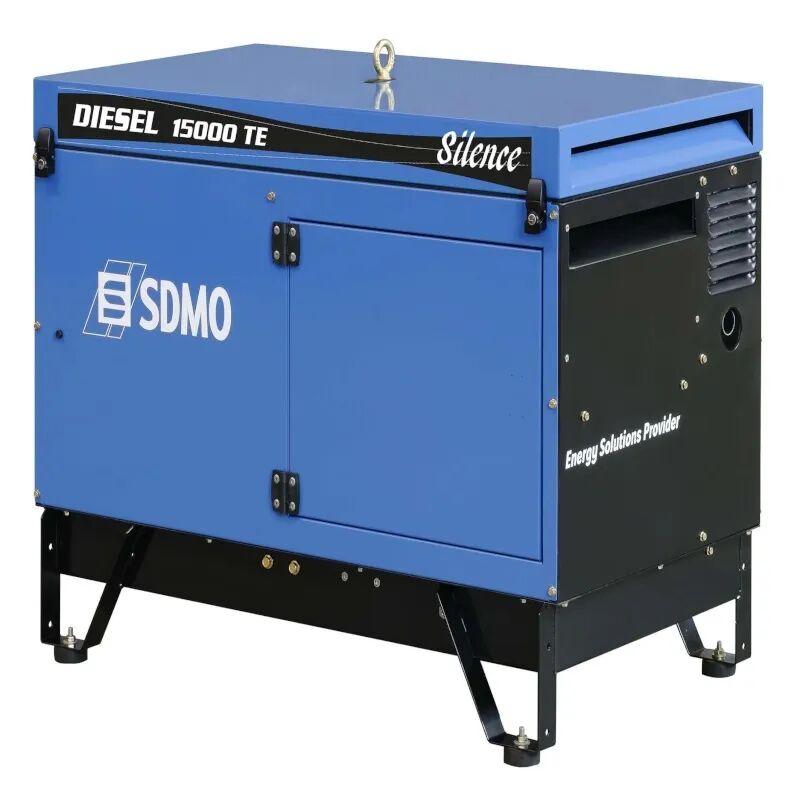 Sdmo Groupe électrogène triphasé diesel silencieux 10 kW