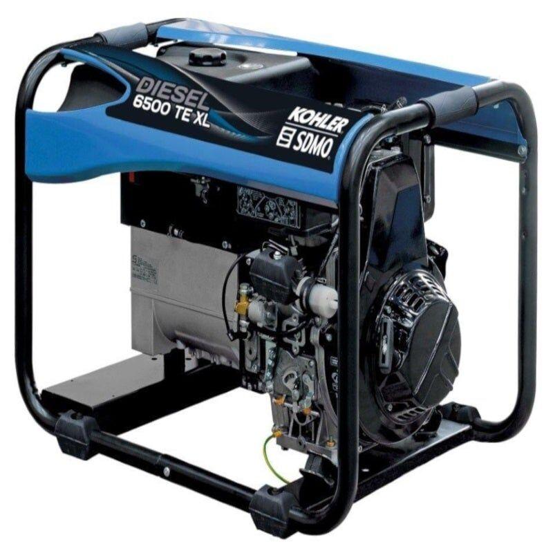 Sdmo Groupe électrogène triphasé diesel 5.2 kW XL