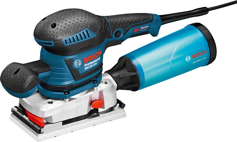 Bosch Ponceuse vibrante GSS 230 AVE