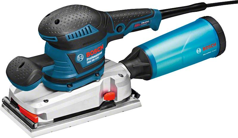 Bosch Ponceuse vibrante GSS 280 AVE