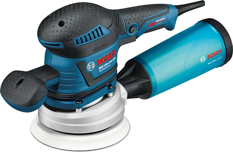 Bosch Ponceuse excentrique GEX 125-150 AVE