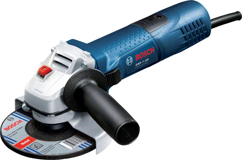 Bosch Meuleuse angulaire GWS 7-125 Bosch 0601388108