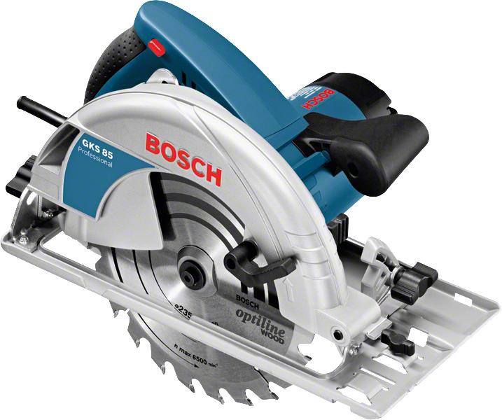 Bosch Scie circulaire GKS 85