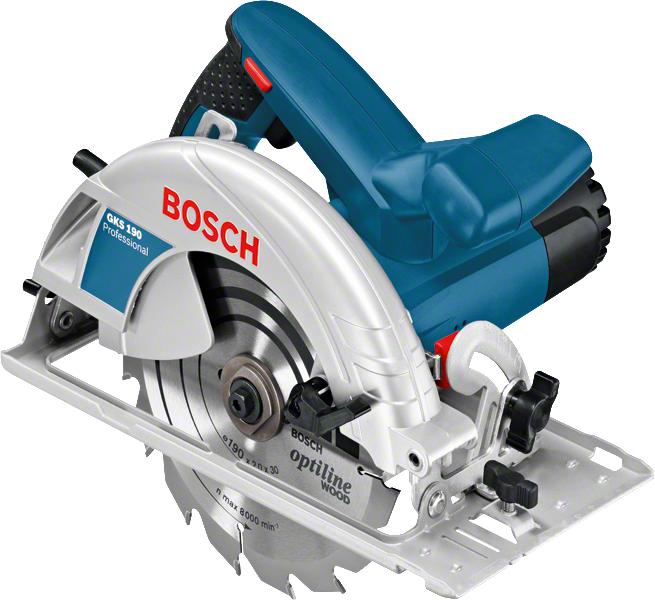 Bosch Scie circulaire GKS 190