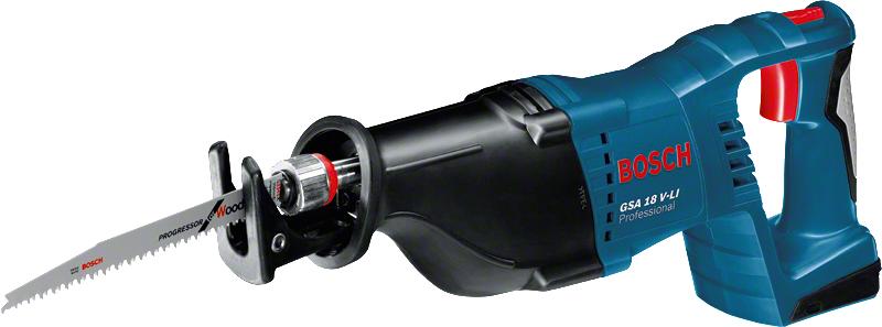 Bosch Scie sabre sans-fil GSA 18 V-Li