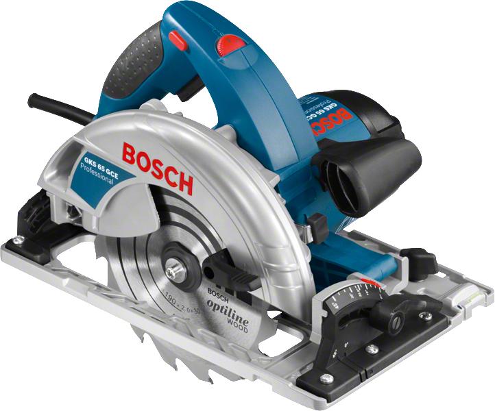 Bosch Scie circulaire GKS 65 GCE Professional