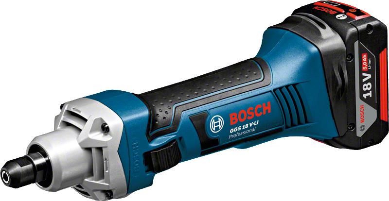 Bosch Meuleuse droite sans fil GGS 18 V-Li