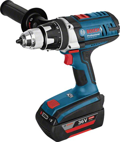 Bosch Perceuse-visseuse sans fil GSR 36 Ve-2-Li